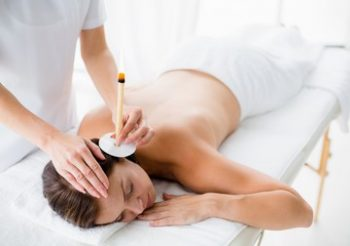 Indian ear candling